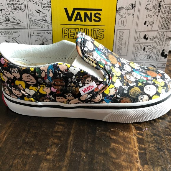 New X Peanuts Collab The Whole Gang Sz
